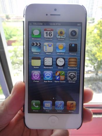 iphone 5 memudahkan kehidupan