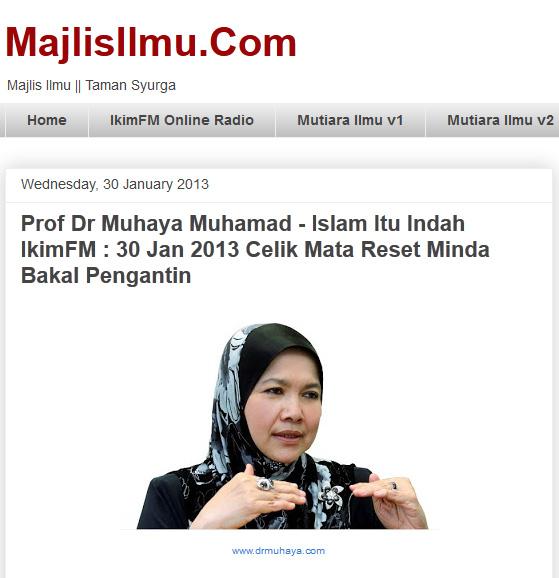 Dr Muhaya