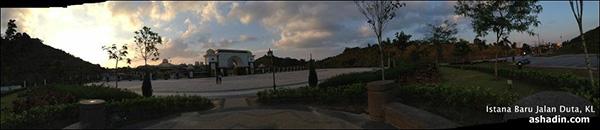 gambar panorama istana baru iphone 5