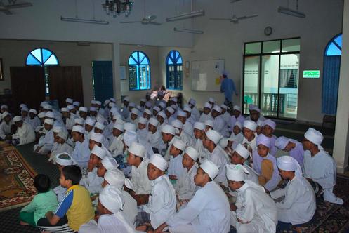 Madrasah An Nur Muar Pelajar