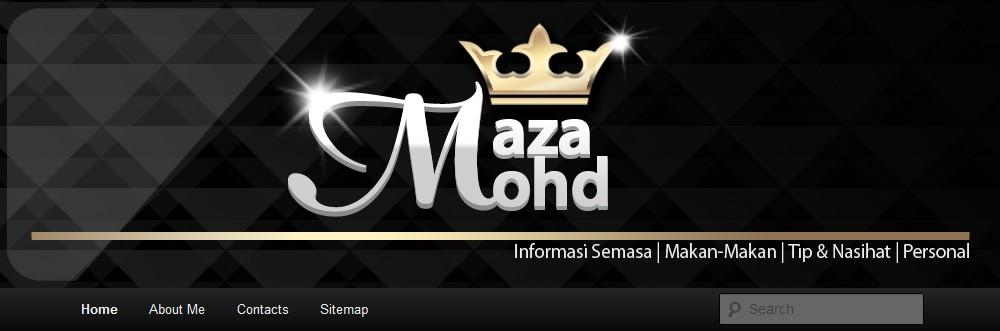 blog maza mohd