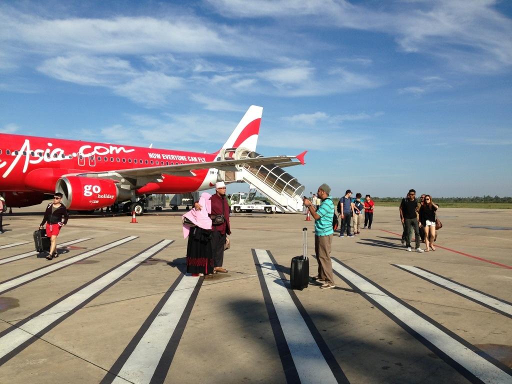 cara beli tiket AirAsia termurah