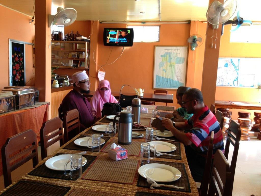 Restoran Muslim Family Siem Reap
