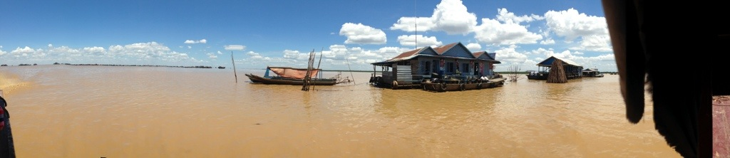 Tongle Sap Siem Reap