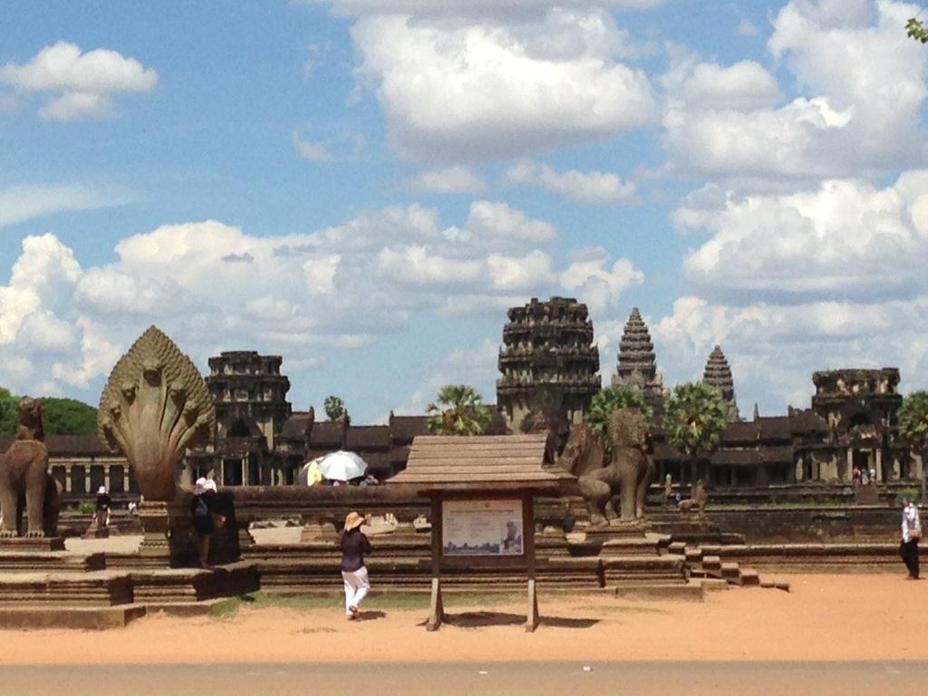 Angkor Watt Siem Reap