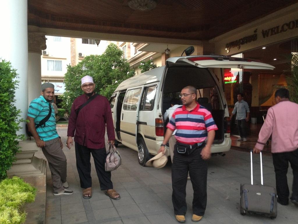 Hotel Khemara Battambang