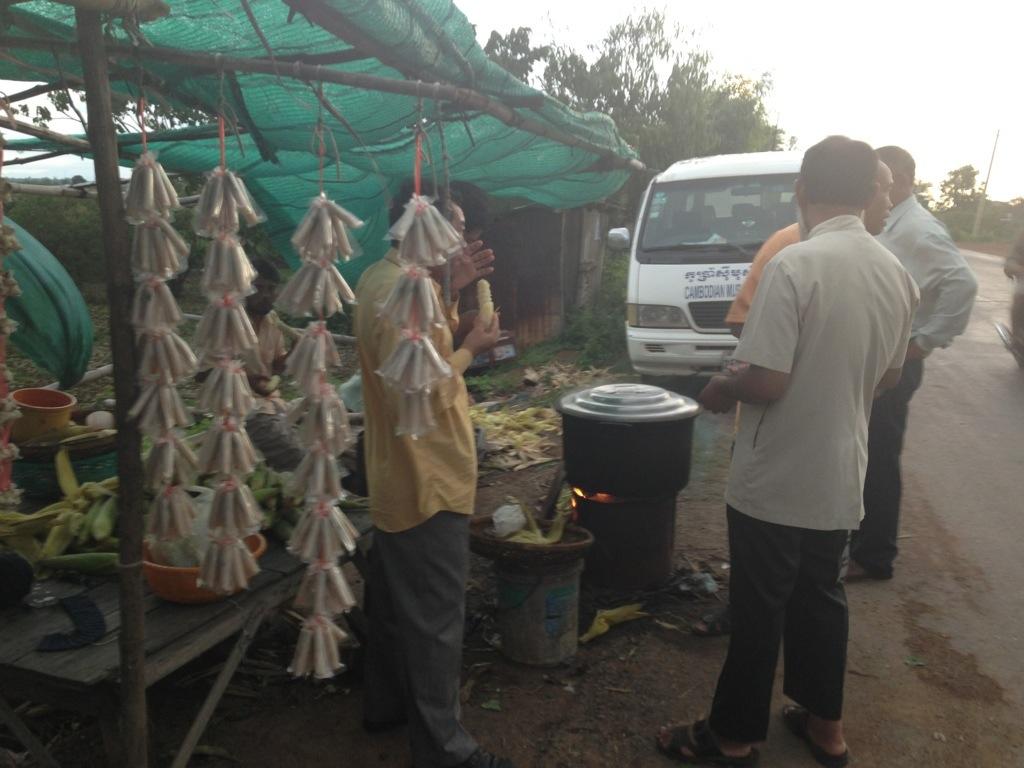 Jagung Phnom Penh