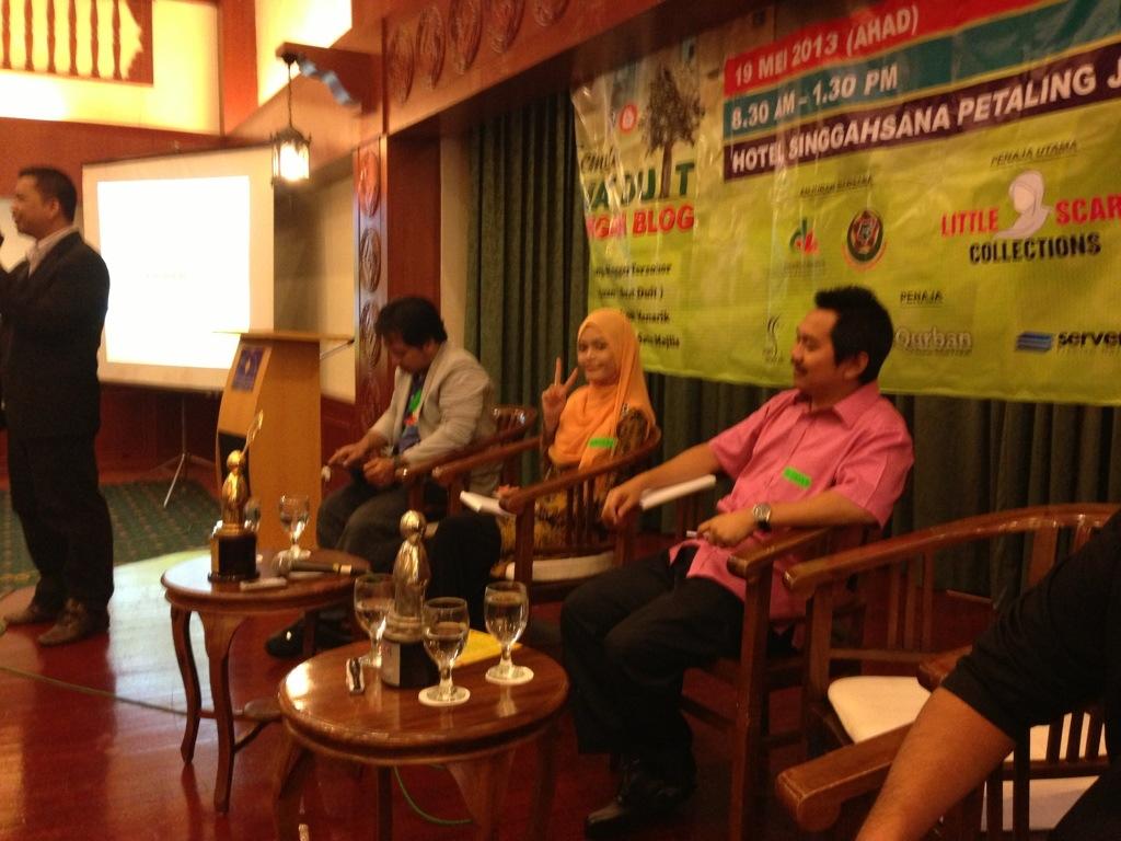 Panel Seminar SBDdB13