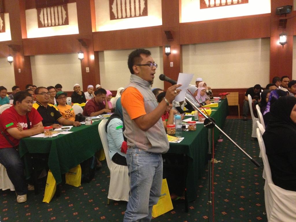 Bonikacak.com Peserta Seminar SBDdB13