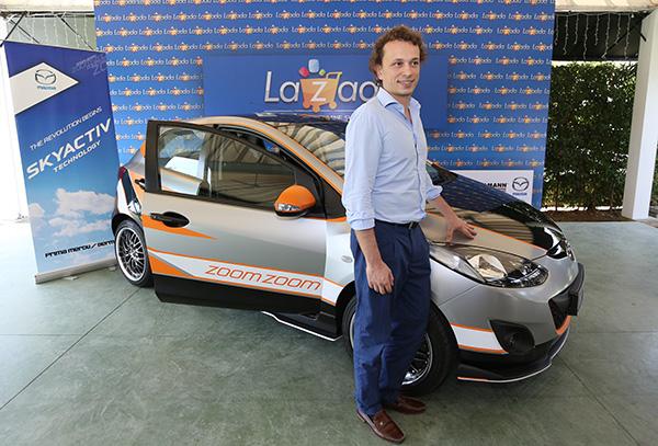 Igor Pezelli Mazda 2 Hatchback Lazada Giveaway Extravaganza