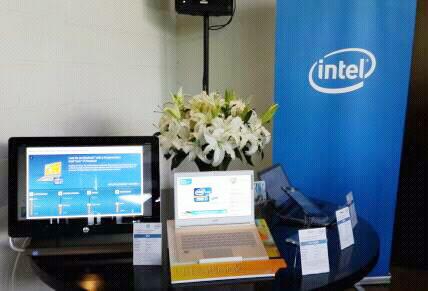 intel media launch