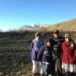 keluarga hHaji Khanafi di New Zealand