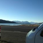 Tasik Tekapo New Zealand