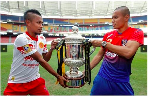 JDT vs Kelantan