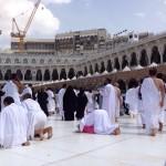 mataf masjidil haram mekah
