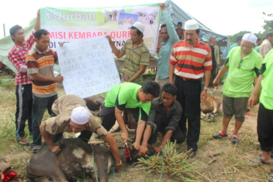 Qurban di Kemboja