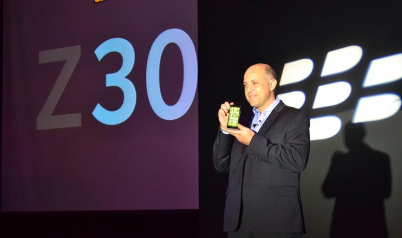 gambar Blackberry Z30