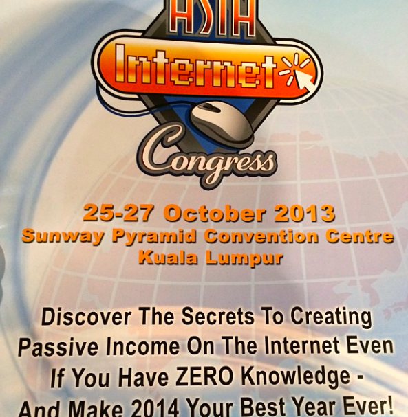 Asia Internet Congress
