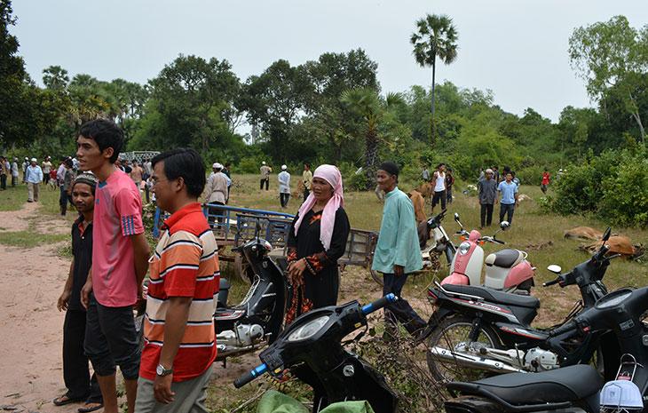 ibadah qurban 2013 di kemboja