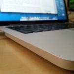 Kemasan pada macbook pro retina ini juga adalah terbaik