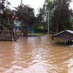 keadaan banjir di kemboja
