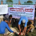 pelaksanaan ibadah qurban 2013 di kemboja - equrban.com
