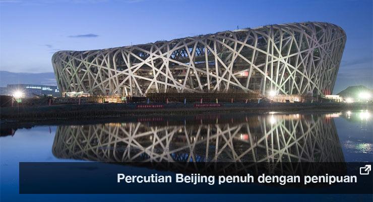 Percutian Beijing Penuh Dengan Penipuan