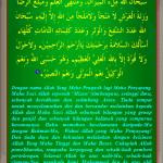 Bacaa doa hari asyura