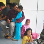 gambar keluarga Noazita Binti Abu Talib