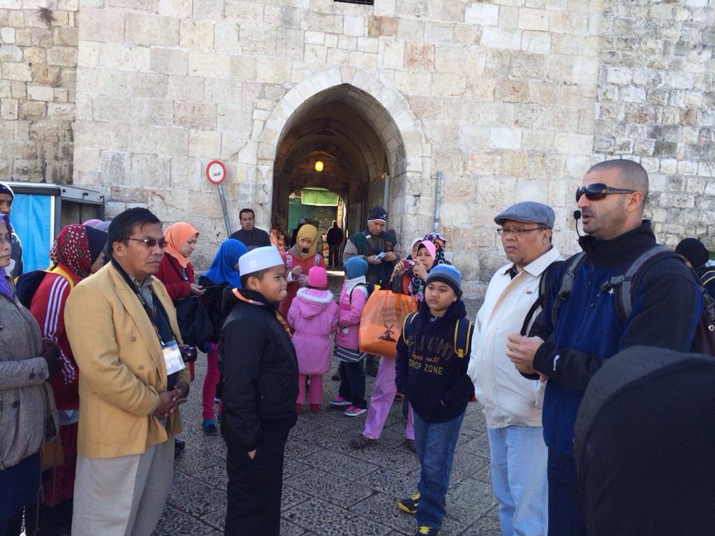 Herod's gate baitulmuqadis