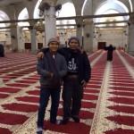 denaihati dalam masjid al aqsa