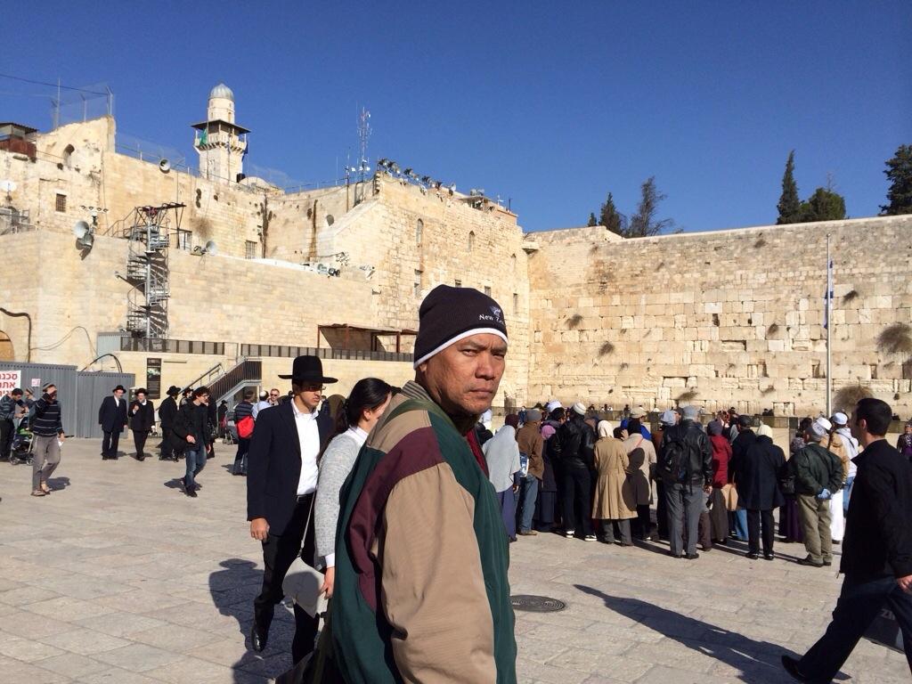 Wailling wall masjid al aqsa