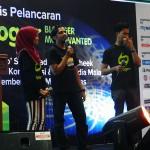 Aman dan Nisa Kay di event blogrrr