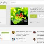Aplikasi smartphone Android iOS Denaihati.com di Google Play