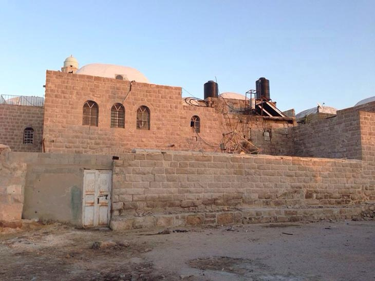 Masjid Nabi Musa a.s di jericho