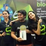 Pemenang cabutan bertuah iPad Mini #blogrrr