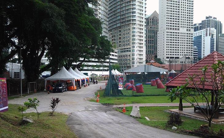MaTiC Fest 2013 di Pusat Pelancongan Malaysia, Jalan Ampang Kuala Lumpur