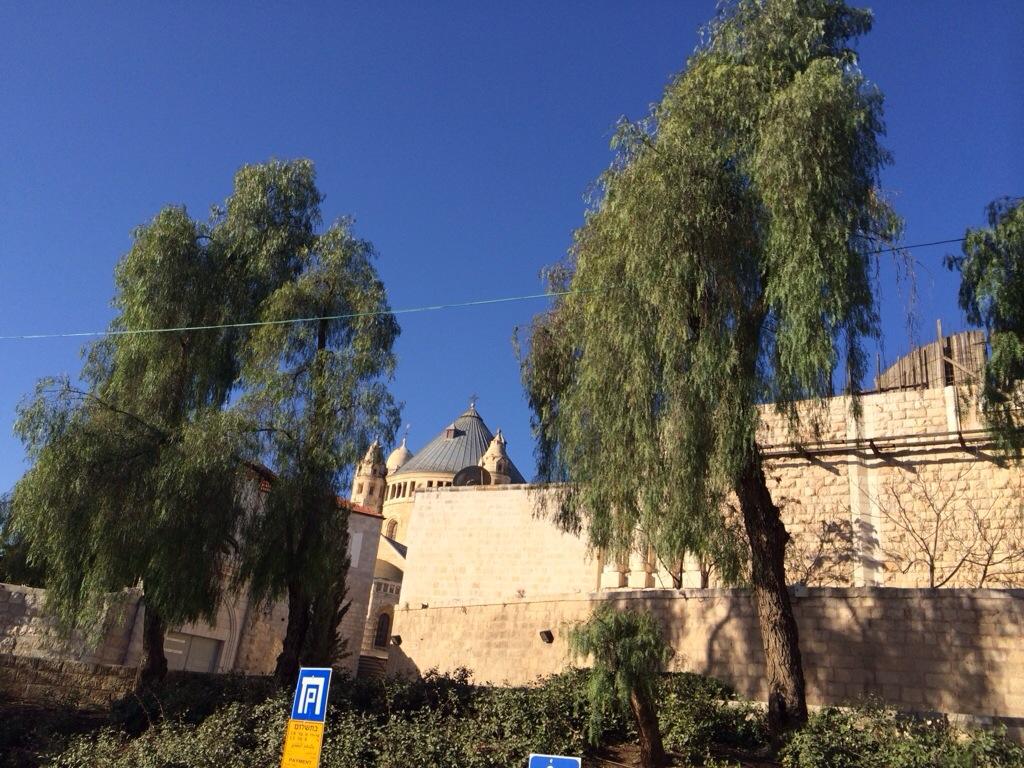 makam Nabi Daud a.s di Juruselam
