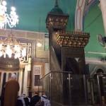 mimbar masjid Nabi Ibrahim a.s