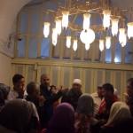 pintu pemisah makan Nabi Ibrahim a.s dan makam Nabi Yaakob a.s