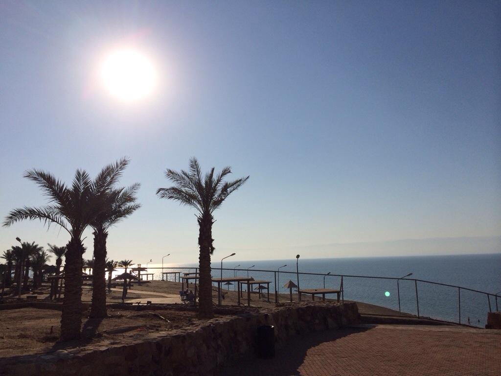 Laut Mati yang tidak dapat dipisahkan dengan kisah Nabi Luth a.s