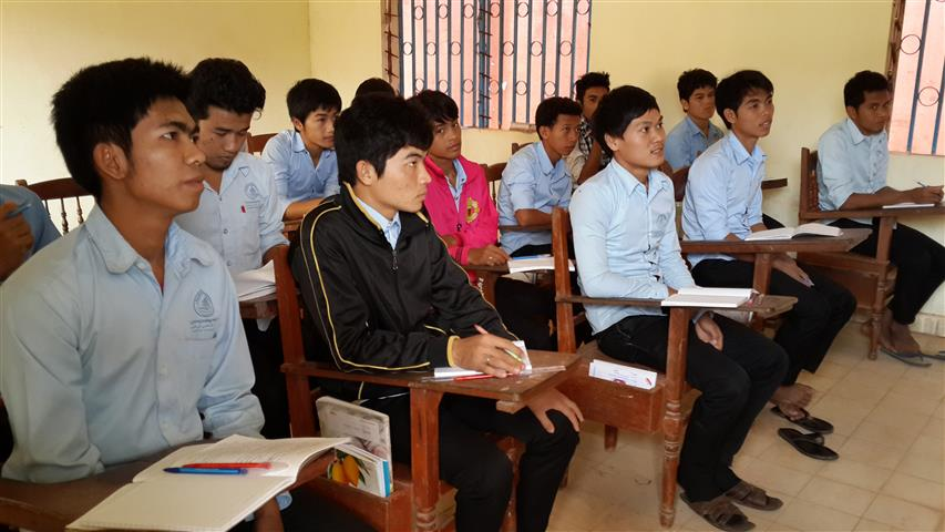 CIC student