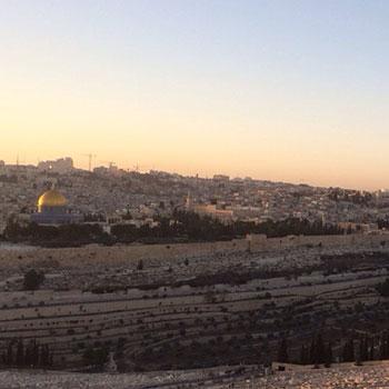 Jejak-jejak Rasul di Jordan