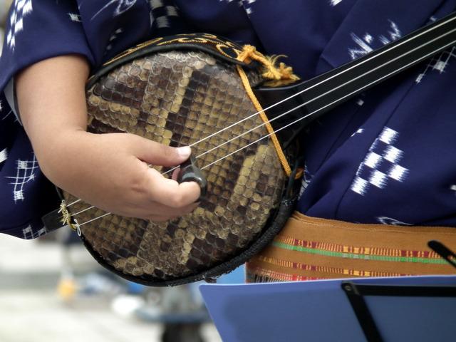 Sansen musik okinawa
