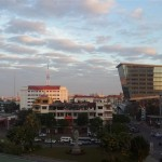 Phnom Penh town