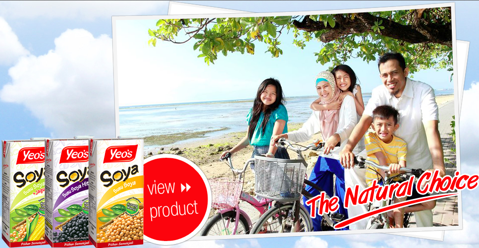 Yeo Hiap Seng (Malaysia) Berhad penaja utama SBBYEOS2014