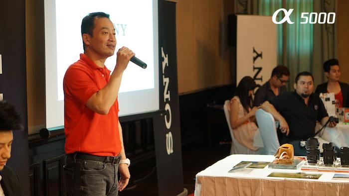 SONY MD – Kikuo Okura (gambar menggunakan Sony α5000)