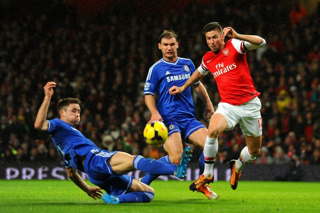 Chelsea vs Arsenal 22/3/2014