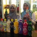 air minuman spritzer disahkan halal, bersih dan selamat untuk diminum