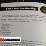 buku blog denaihati